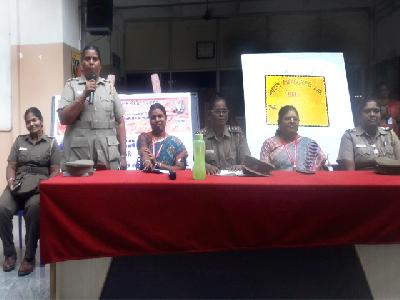 GIRL SAFETY AWARENESS PROGRAMME