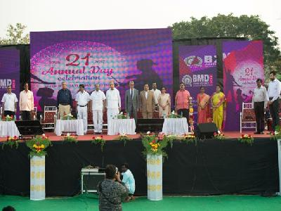 21st ANNUAL DAY CELEBRATION