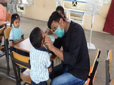 MEDICAL CAMP – DENTAL CHECKUP