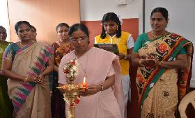 Inauguration of Science Club - 2014