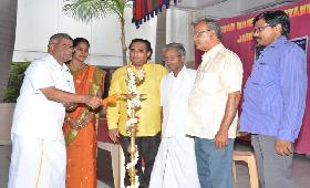 Inauguration of Heritage Club � 2014
